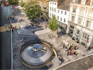 Bigg Market Public Realm Approved