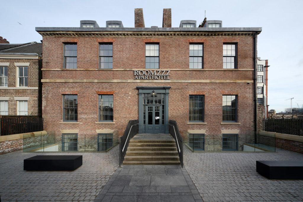 MawsonKerr Homepage Friar House