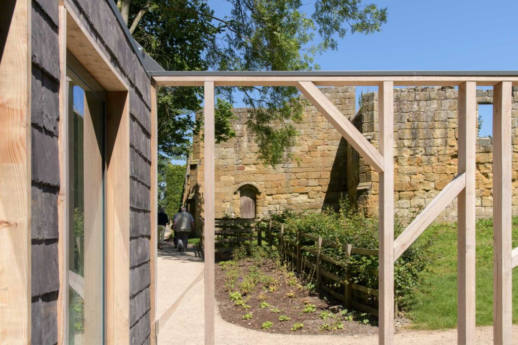 Mount Grace Priory Cafe MawsonKerr