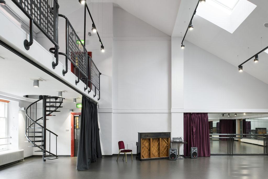 Theatre Royal Backstage MawsonKerr