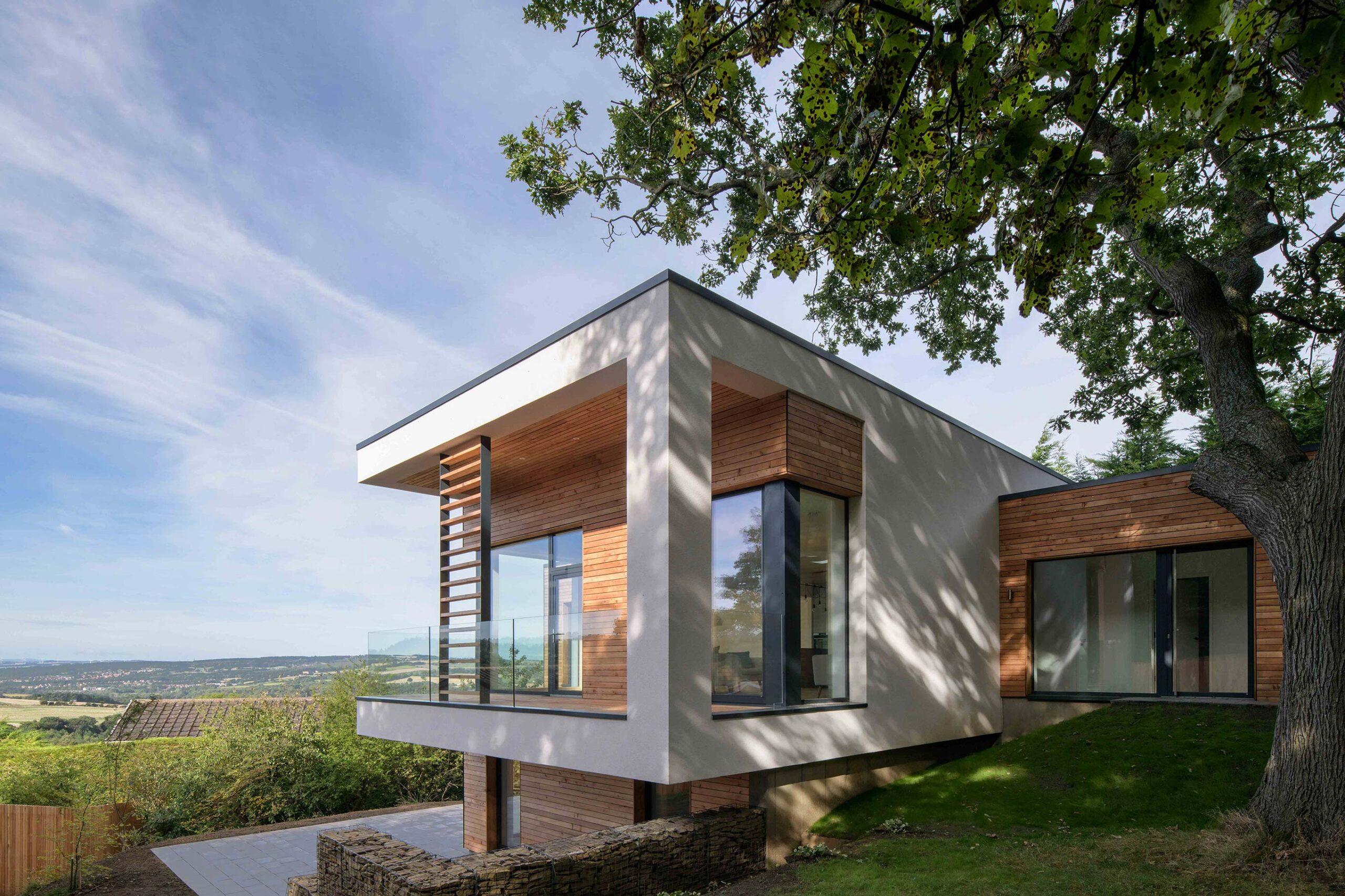 MawsonKerr Oak Tree passivhaus